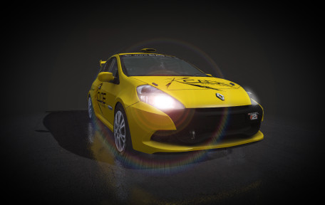 Renault Clio Cup 197
